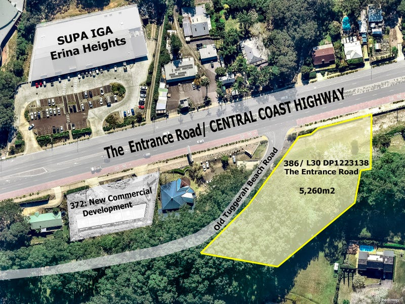 386 The Entrance Road, Erina Heights, NSW 2260