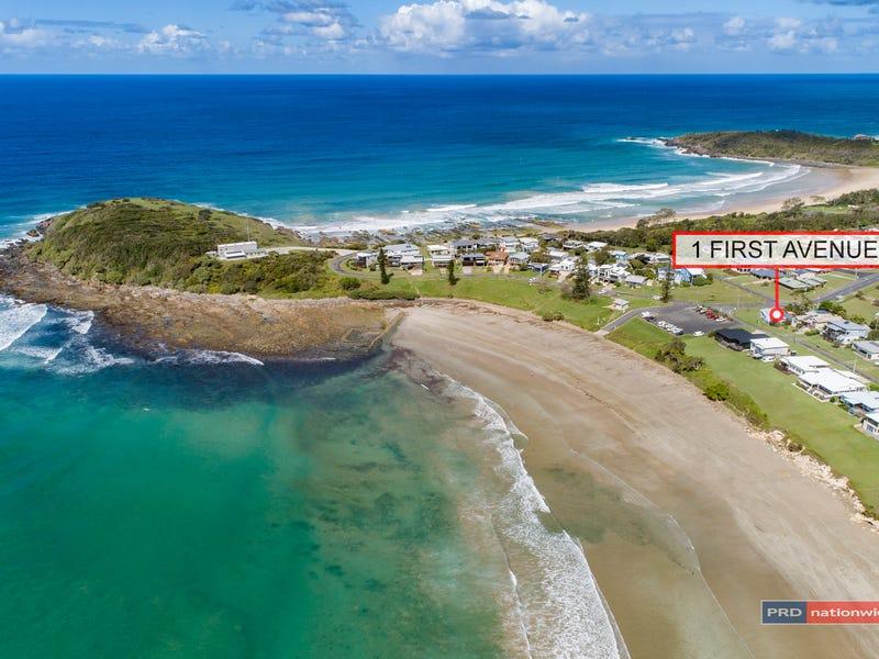 1 First Ave, Arrawarra Headland, NSW 2456