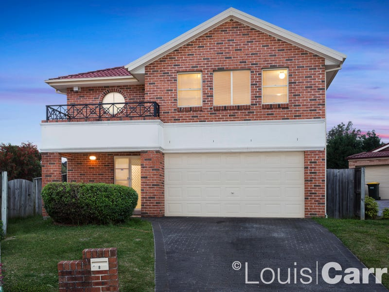 8 Spottedgum Place, Rouse Hill, NSW 2155