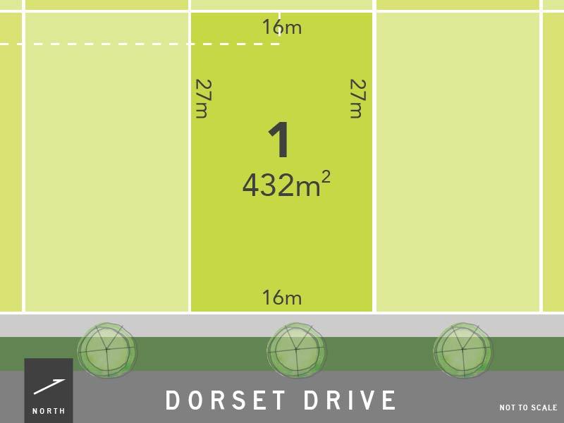 Lot 1 Dorset Drive, Alfredton, Vic 3350