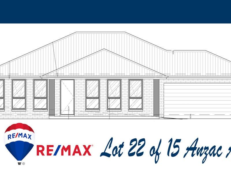 Lot 22 15 Anzac Ave, Junee, NSW 2663