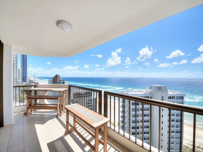 2102 Longbeach 28 Northcliffe Terrace, Surfers Paradise, Qld 4217