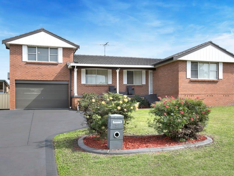 7 Burton Street, Werrington County, NSW 2747