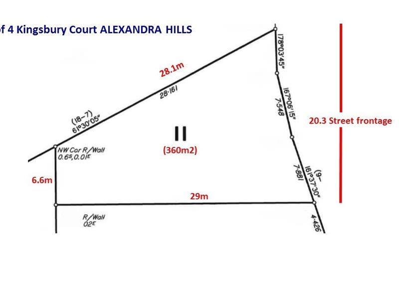 Lot 11, 4 Kingsbury Court, Alexandra Hills, Qld 4161