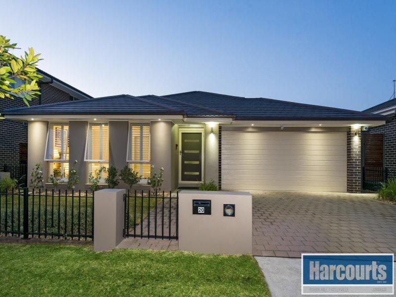 20 Brougham Crescent, Bungarribee, NSW 2767