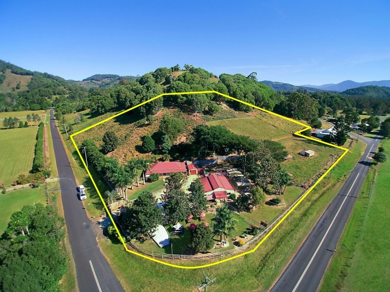 2 Crooks Valley Road, Crystal Creek, NSW 2484