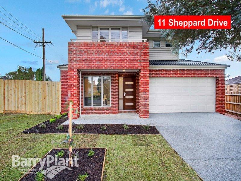 11 Sheppard Drive, Scoresby, Vic 3179
