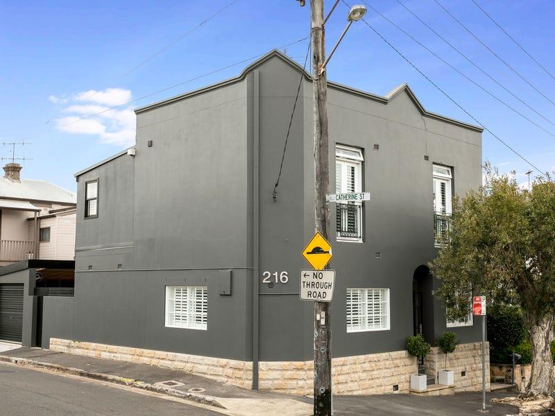 216 Evans Street, Rozelle, NSW 2039