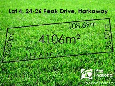 Lot 4/24-26 Peak Drive, Harkaway