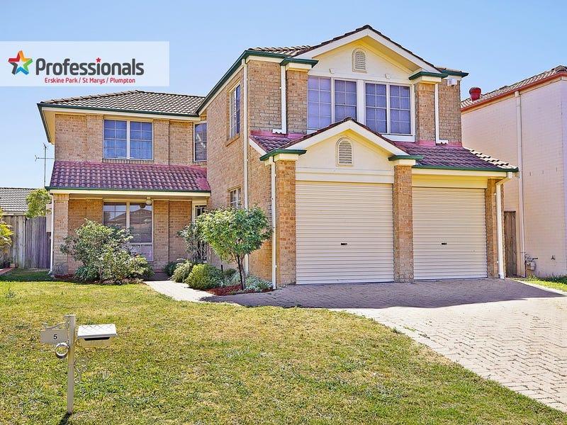 5 Burragorang Street, Woodcroft, NSW 2767