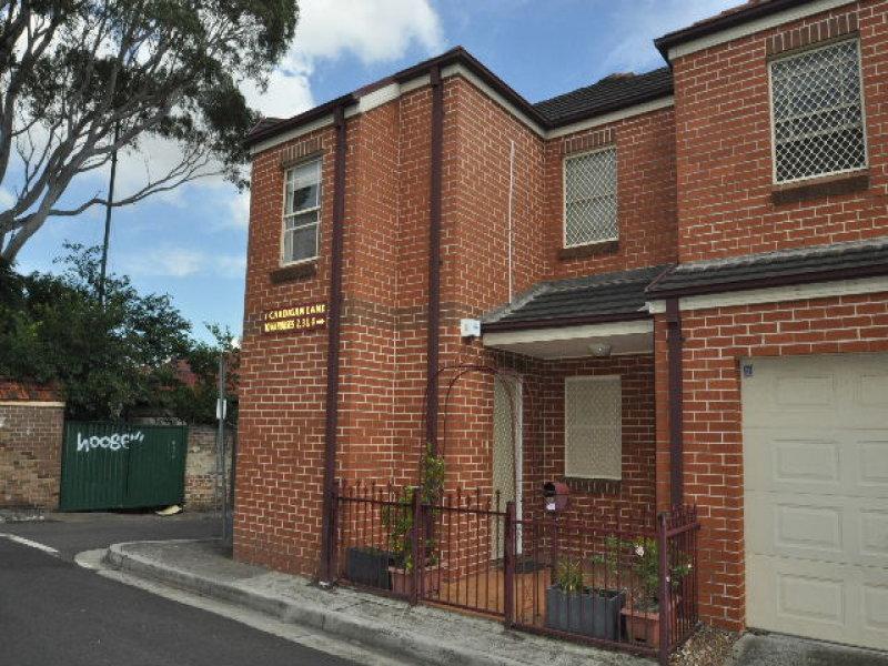 2/1 Cardigan Lane, Camperdown, NSW 2050