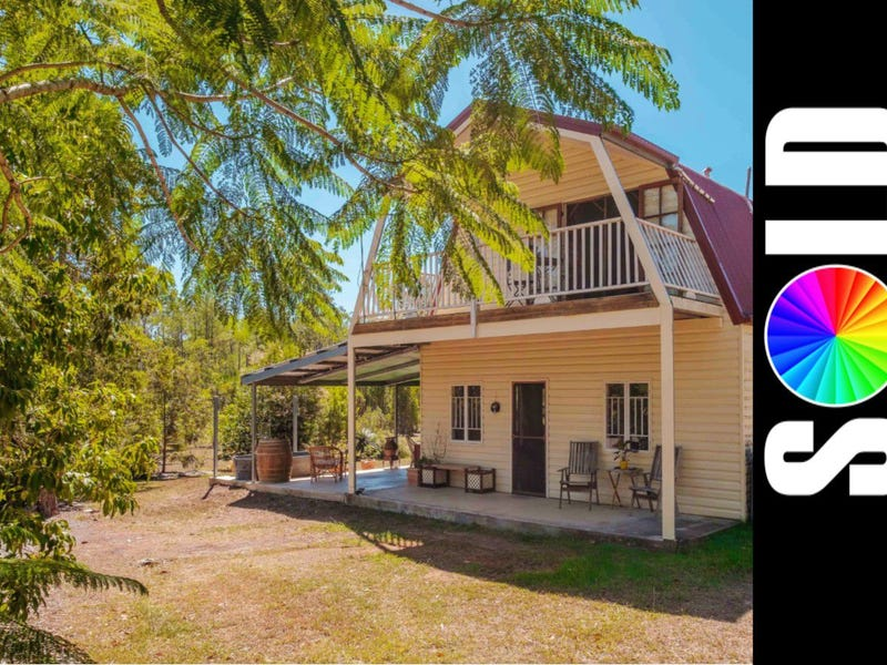 1 Gaunt Road, Glenwood, Qld 4570