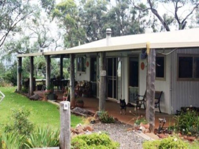 Glenron Black Stump Way, Coolah, NSW 2843