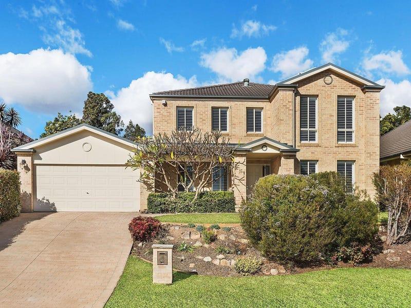 16 Flannan Court, Kellyville, NSW 2155