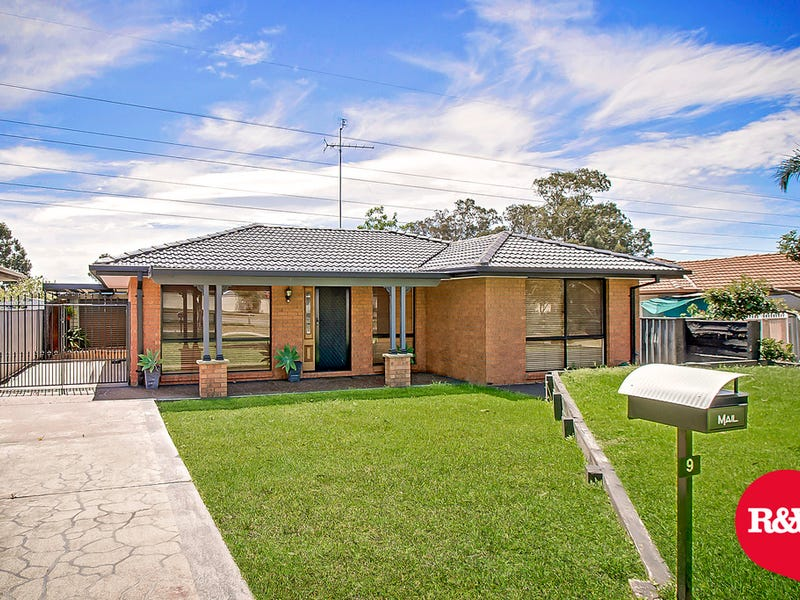 9 Carrara Place, Plumpton, NSW 2761