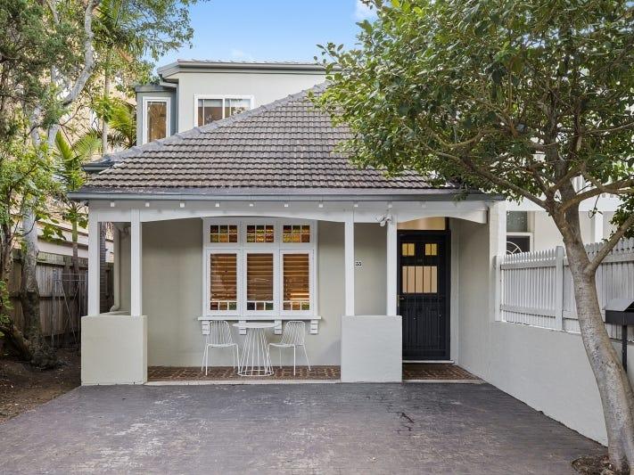 33 Onslow Street, Rose Bay, NSW 2029