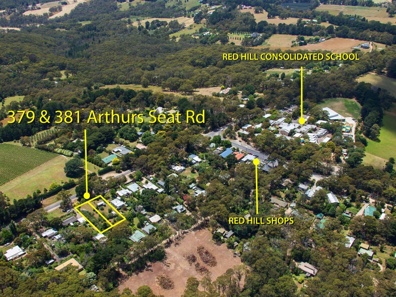 381 Arthurs Seat Rd, Red Hill, Vic 3937