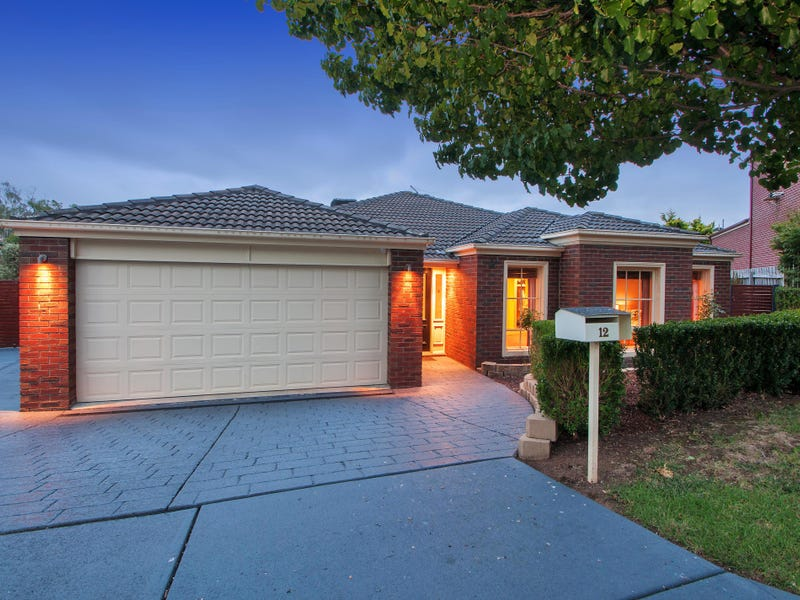 12 Yarra Hill Lane, Chirnside Park, Vic 3116
