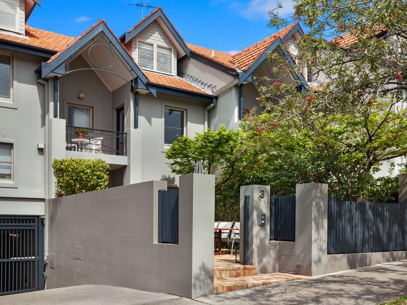 3/41 Sutherland Street, Cremorne, NSW 2090
