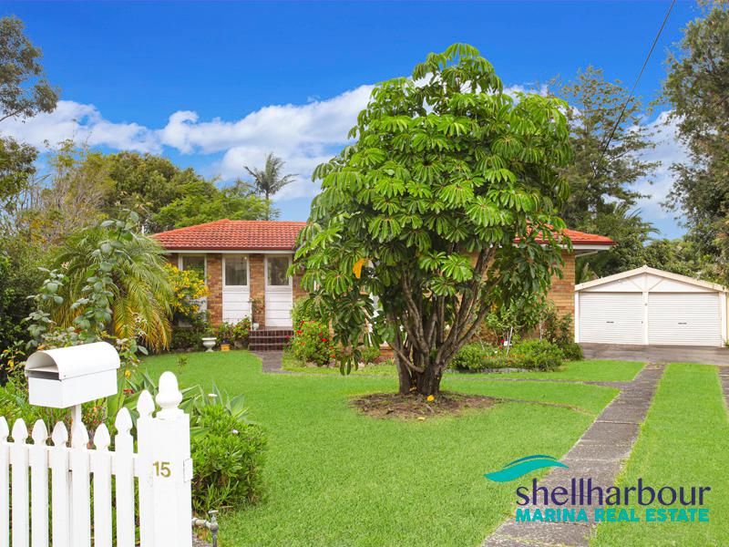 15 Chisholm Street, Shellharbour, NSW 2529
