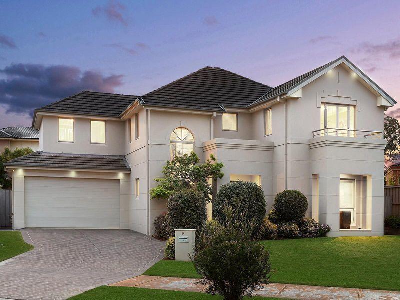 6 Harrington Avenue, Castle Hill, NSW 2154