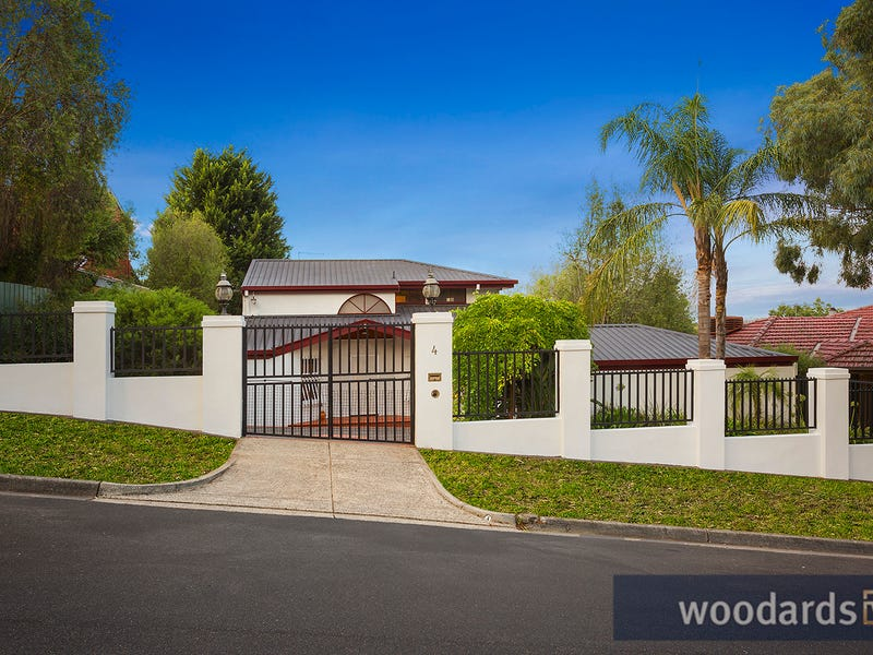4 Longstaff Court, Doncaster East, Vic 3109
