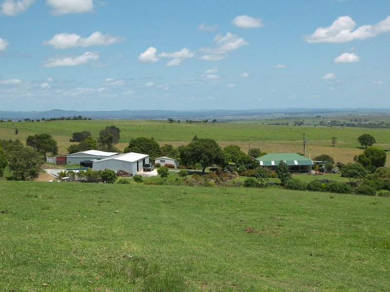 396 Omaras Road, Mount Colliery, Qld 4370