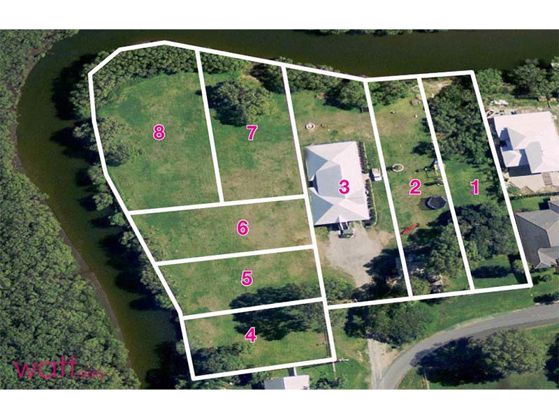 Lot 8 / 55 Chaseley Street, Nudgee Beach, Qld 4014