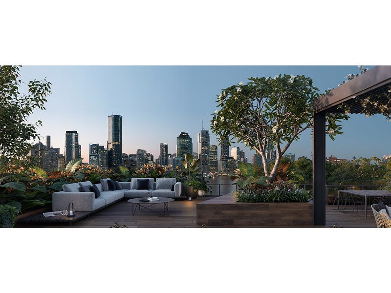 102/98 River Terrace, Kangaroo Point, Qld 4169