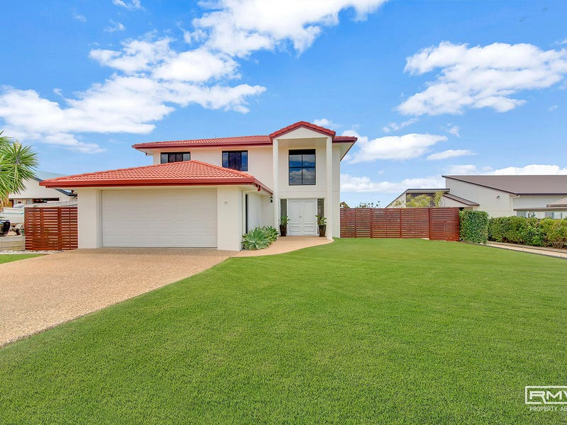 11 Pitcairn Court, Pacific Heights, Qld 4703