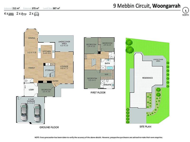 9 Mebbin Circuit, Woongarrah, NSW 2259