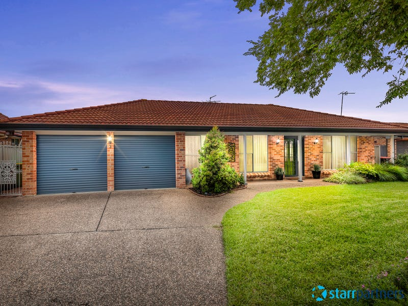 3 Kitty Place, Bligh Park, NSW 2756