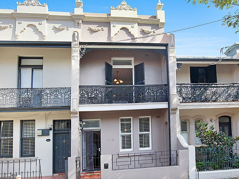 108 Underwood Street, Paddington, NSW 2021
