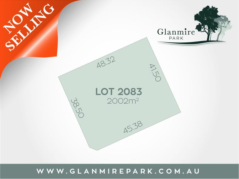 Lot 2083, 80 Woods Road, Yarrawonga, Vic 3730