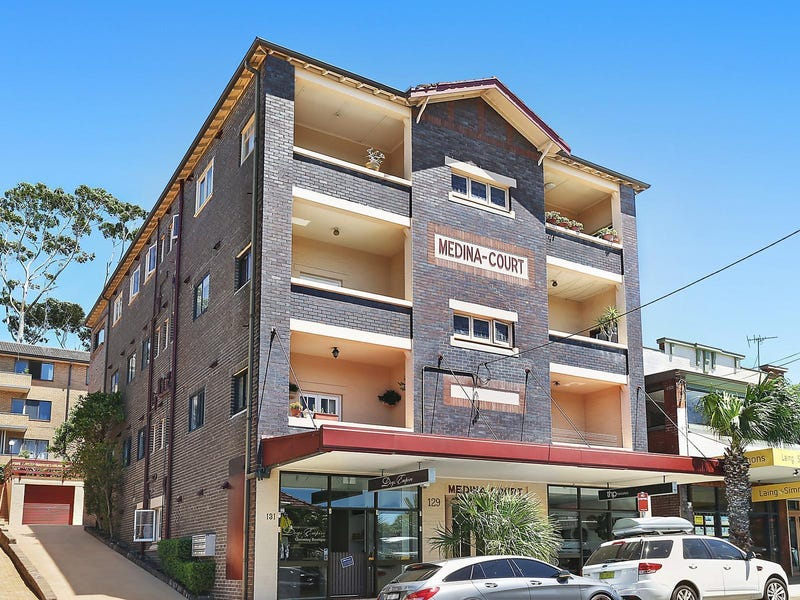 4/129 Coogee Bay Road, Coogee, NSW 2034