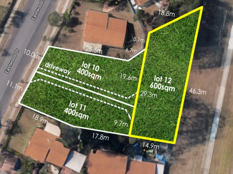 Lot Proposed 12, 25 Eastwood Drive, Mansfield