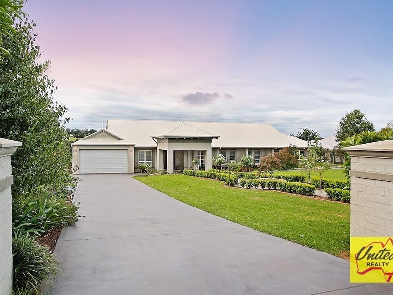 85 Sunnyside Drive, Ellis Lane, NSW 2570