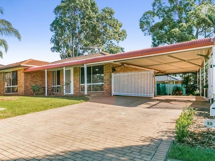 12 Gillian Crescent, Hassall Grove, NSW 2761