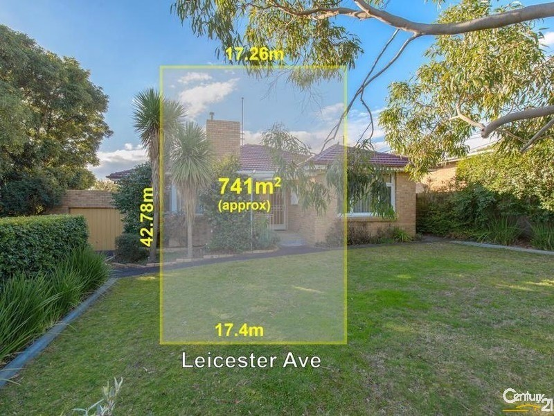 23 LEICESTER AVENUE, Glen Waverley, Vic 3150