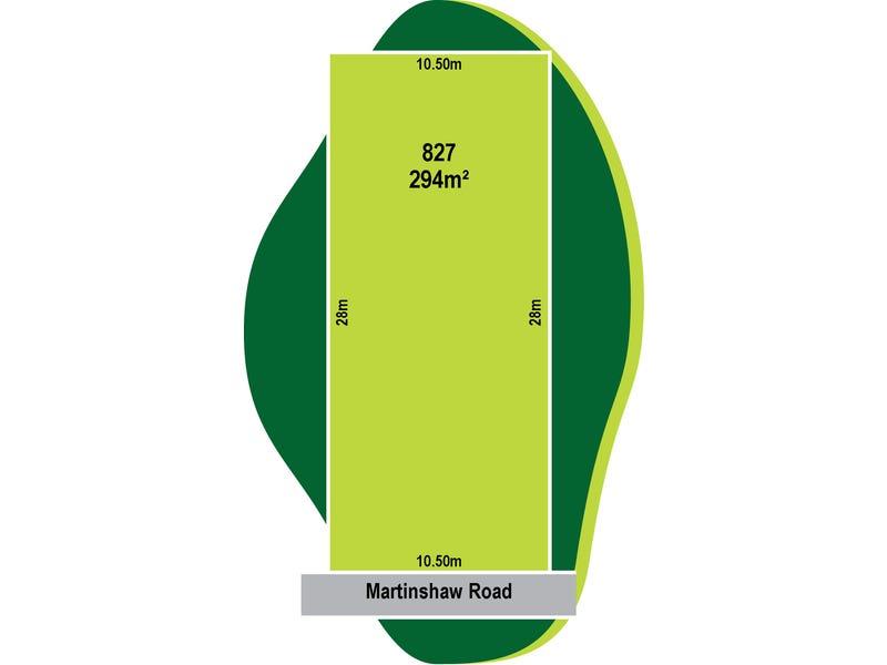 Lot 827, 8 Martinshaw Road, Mickleham, Vic 3064