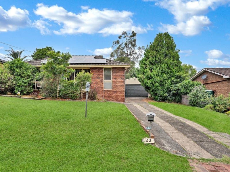 22 Karowa Street, Bomaderry, NSW 2541