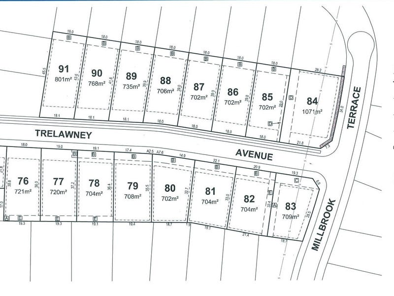 Avalon Estate Stage 4A Lots 75-91 Trelawney Avenue, Wollongbar