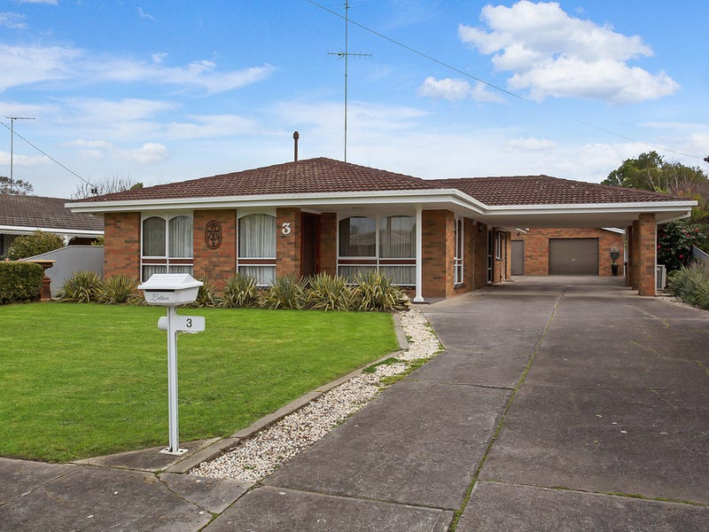 3  William Court, Hamilton, Vic 3300