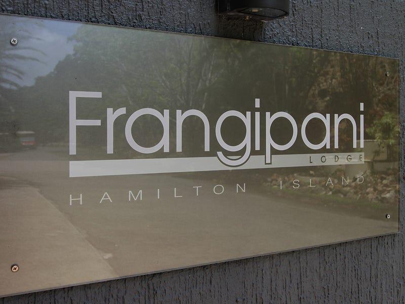 F5 Frangipani Lodge, Hamilton Island, Qld 4803