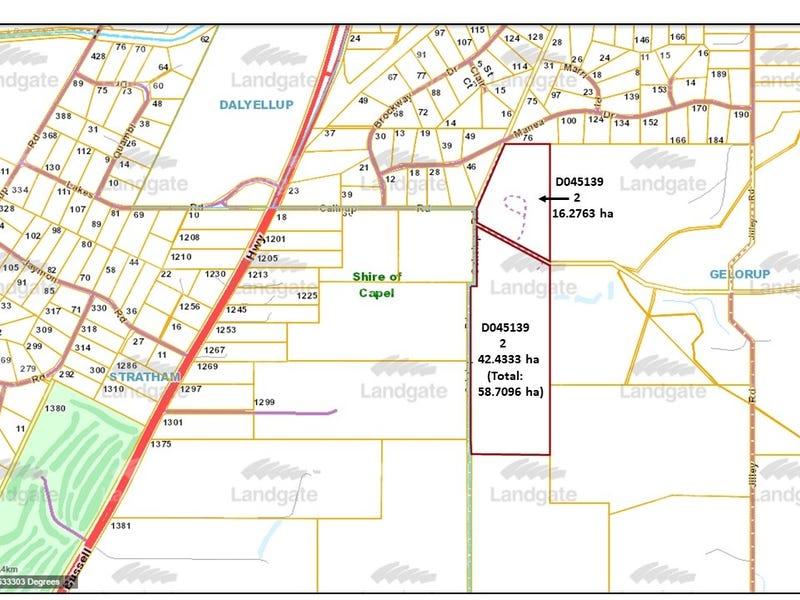 Lot 2 Calinup Road, Gelorup, WA 6230