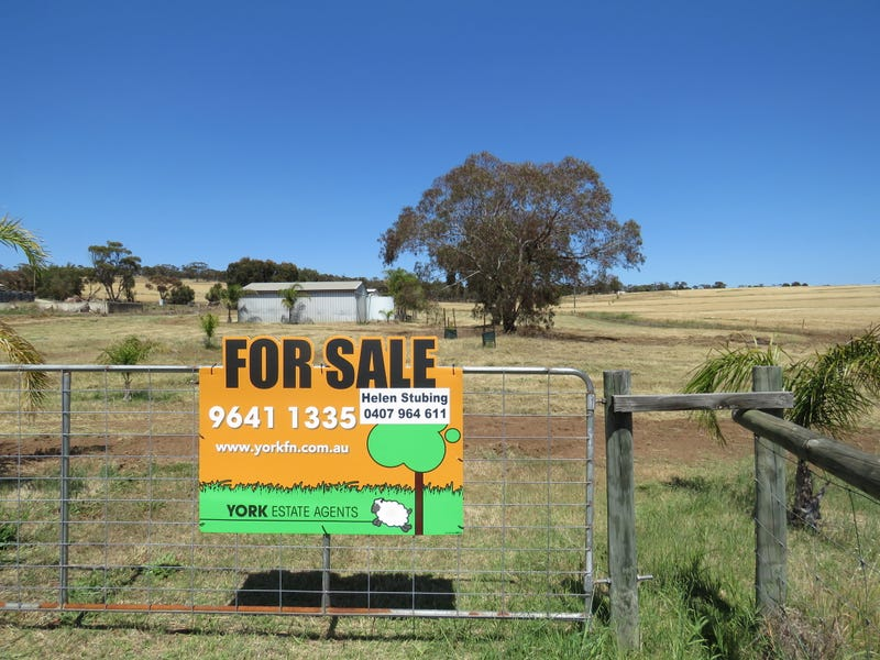 LOT 123 Great Southern Highway, Beverley, WA 6304