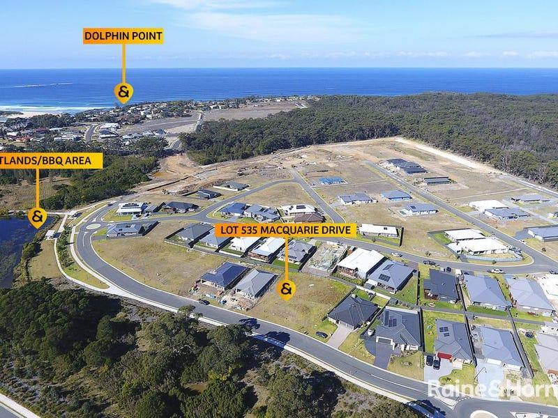 24 (Lot 535) Macquarie Drive, Burrill Lake, NSW 2539