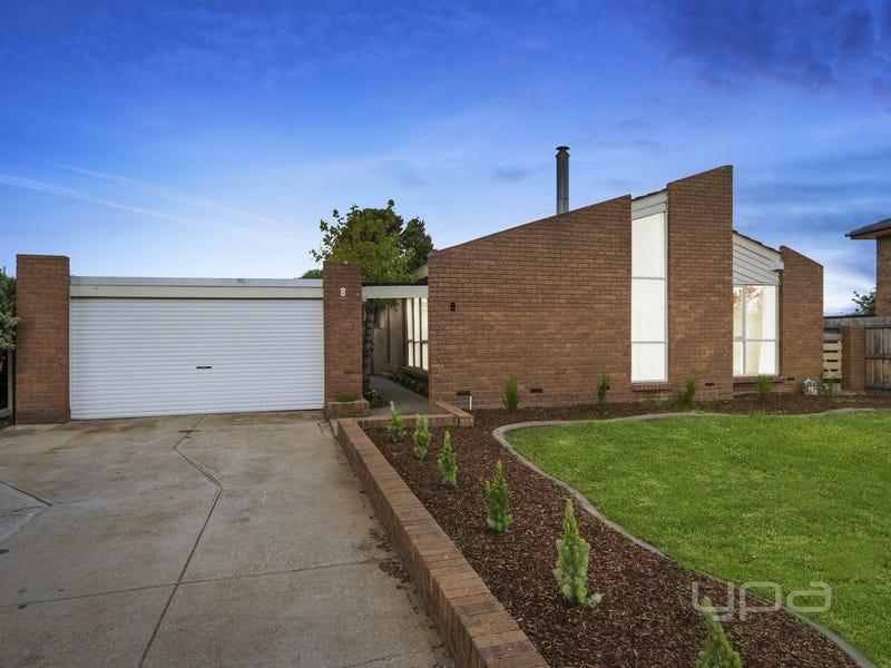 8 Havelock Place, Melton West, Vic 3337