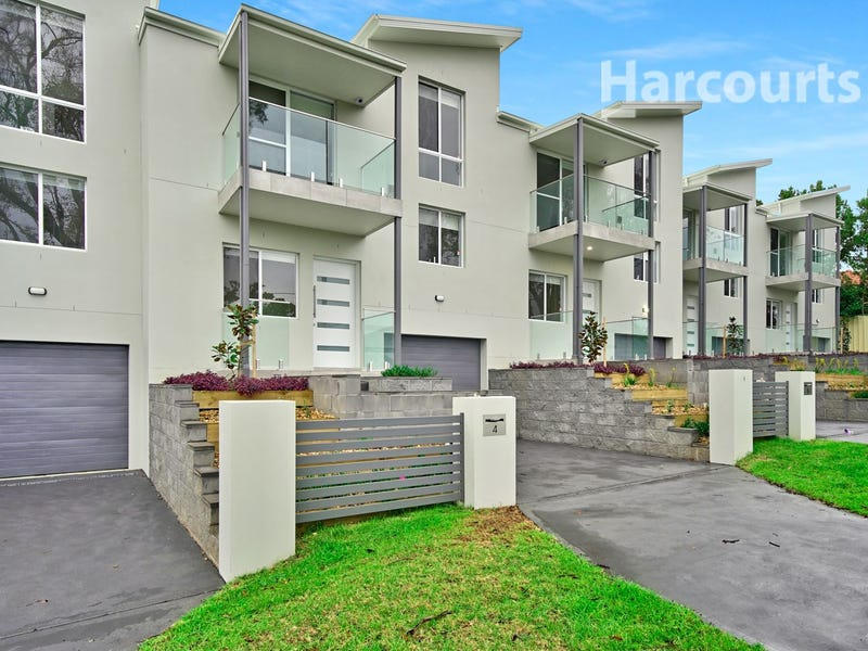 4/140-142 Lindesay Street, Campbelltown, NSW 2560