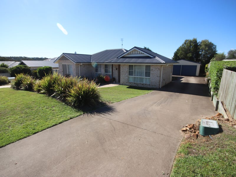 10 Vicky Avenue, Crows Nest, Qld 4355